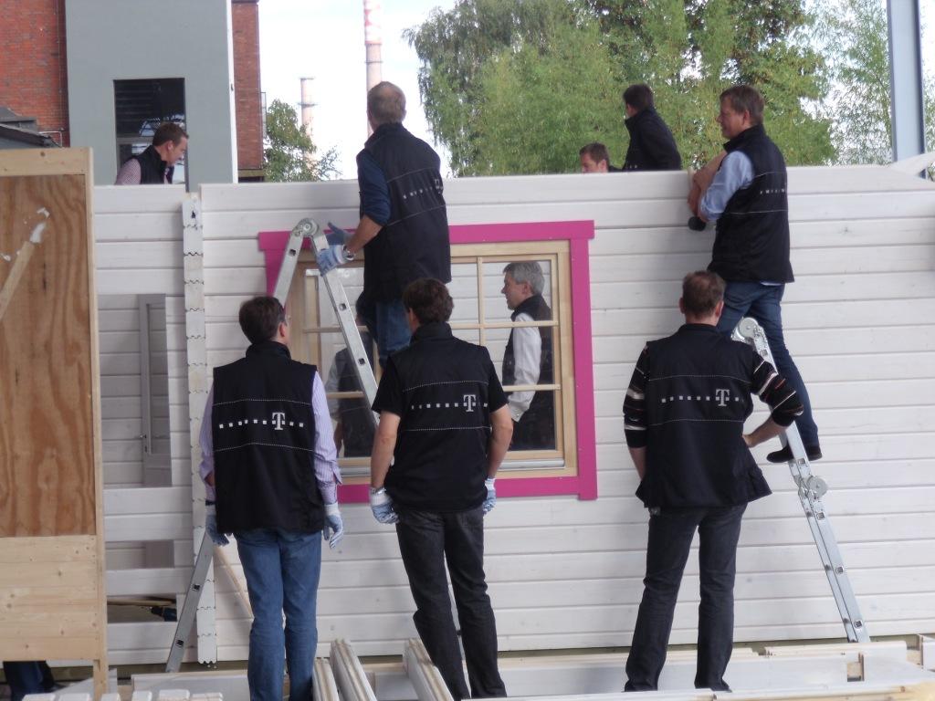Deutsche Telekom AG; T-Mobile AG